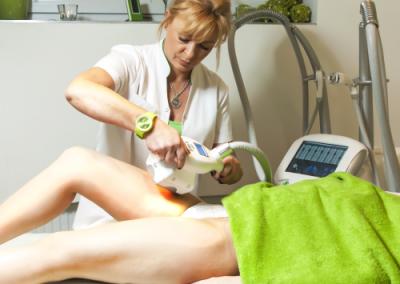 Ujędrnianie skóry + redukcja tkanki tluszczowej
